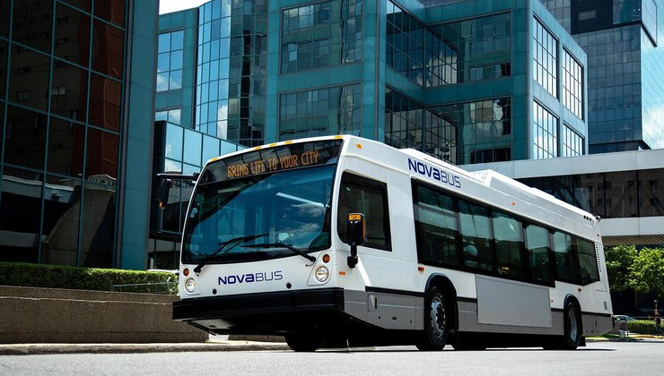 Volvo Buses subsidary, Nova Bus has secured a New York State Metropolitan Transportation Authority (MTA) contract for 165 hybrid vehicles.