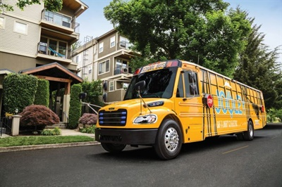 2019's numbers include a notable rise in Type A (small) bus sales, continuing an upward trend from last year. Type A sales across North America saw a nearly 17% increase over 2018, with a large portion of that attributed to a one-third spike in sales in the Canadian market.