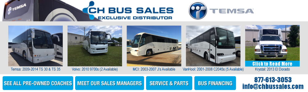 Bus Weekly from Bus Solutions, LLC