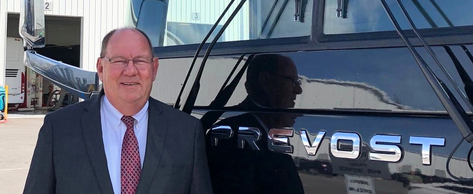 Prevost is pleased to announce the addition of Jay Raber to the Pre-Owned sales team. Raber will be the new Mid-West Regional Sales Manager for Pre-Owned coaches.