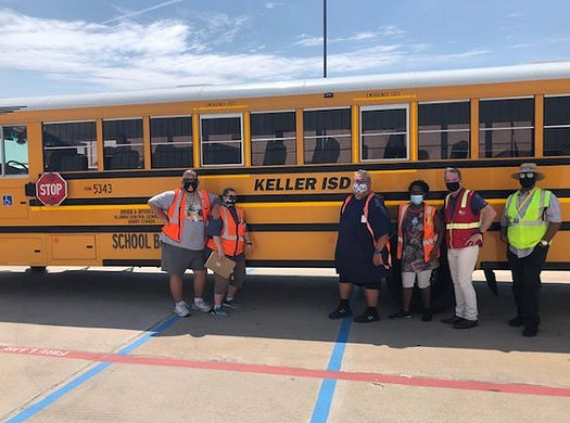 As some school districts have started reopening for in-person instruction over the last couple weeks, two school bus companies report that rides have gone smoothly and safely, with some additional practices incorporated.